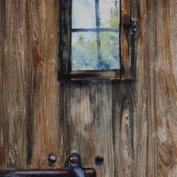 13-La Porte fenêtre