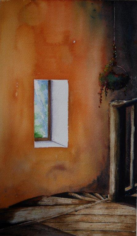 26-L'Escalier de Bois