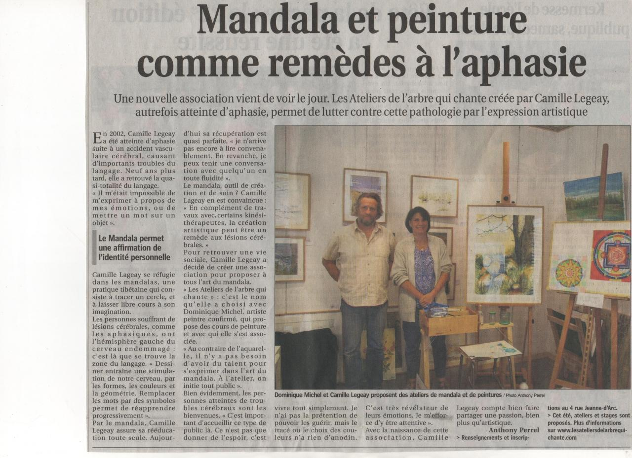 Article LeProgres du 11 06 2011