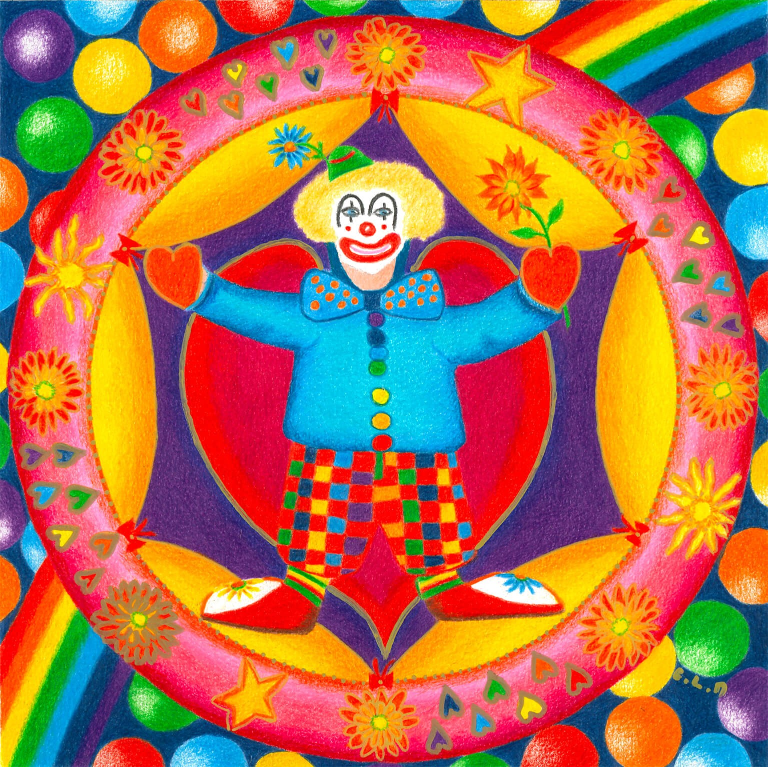 Coeur de Clown