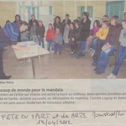 Fete-du-sport-et-des-arts 13 avril 2012