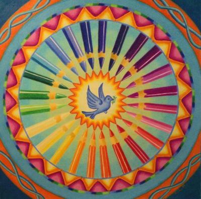 Les crayons de la paix