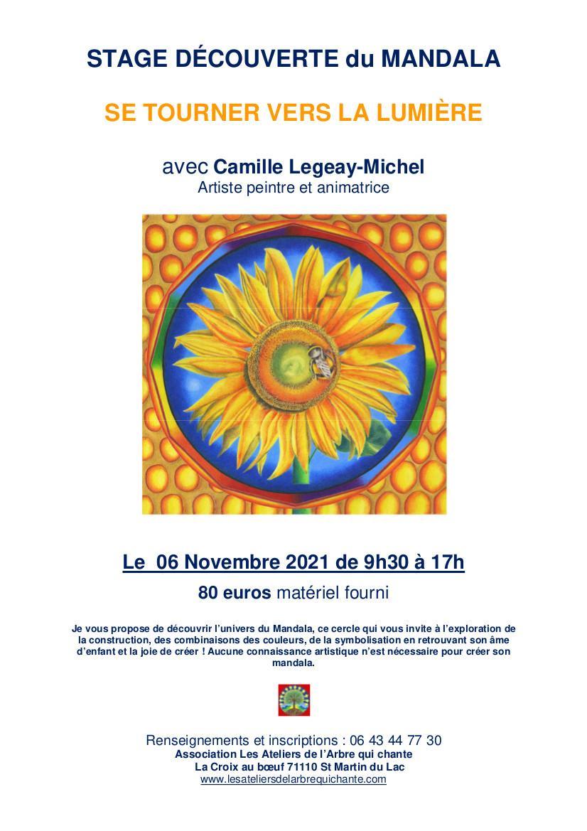Stage mandala novembre2021
